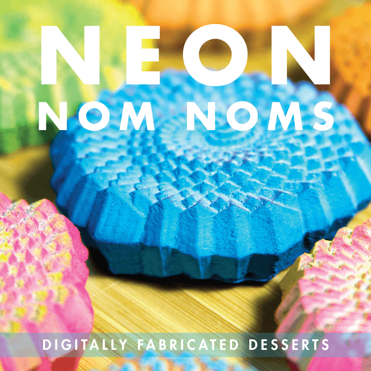 Neon Nom Noms - The Phenomenon you can Nom on!