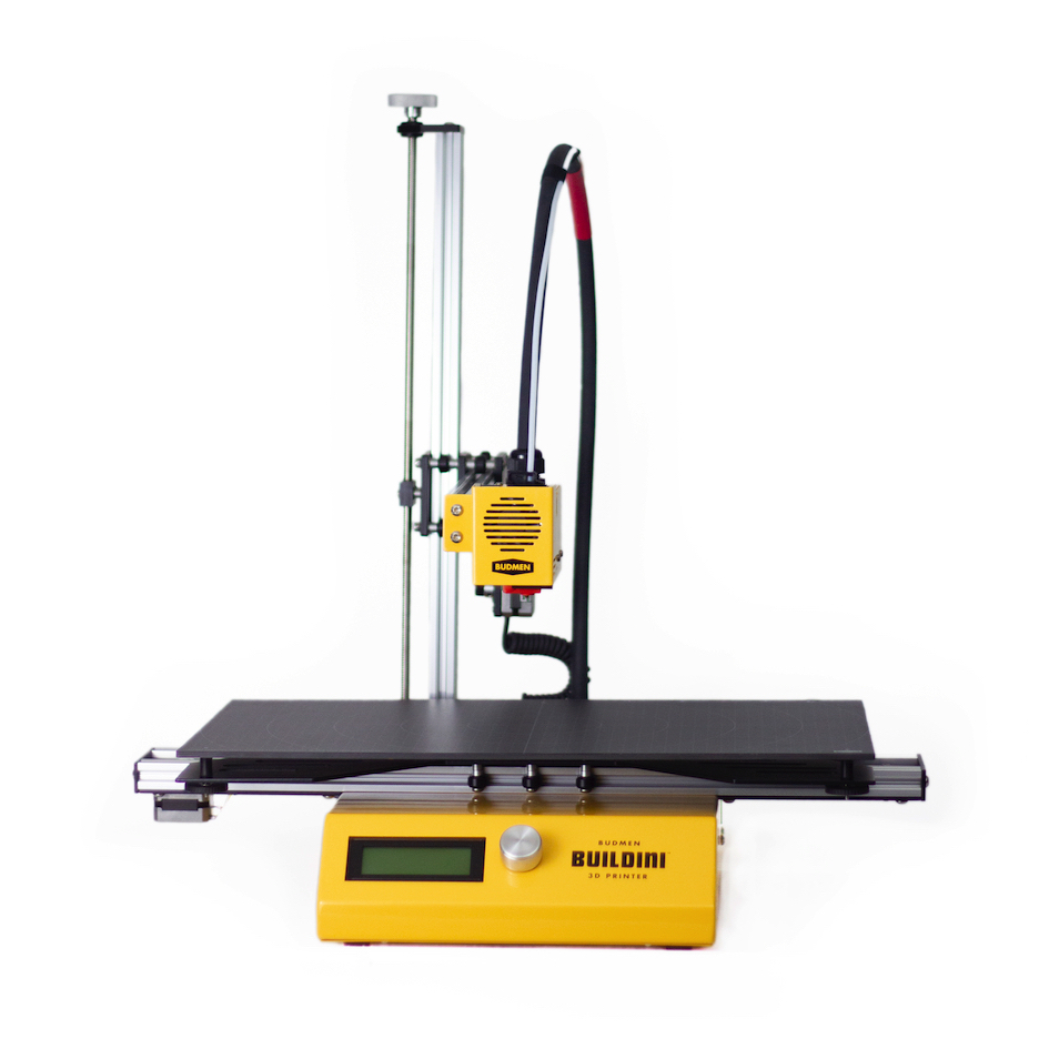 Front of the Buildini 3D Printer